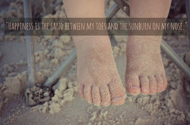 Sandy toes2