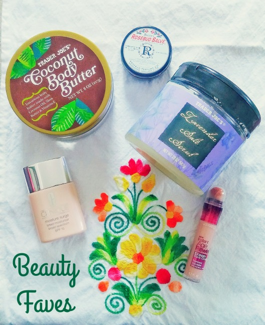 Beauty Favorites, Joie de Vivre blog